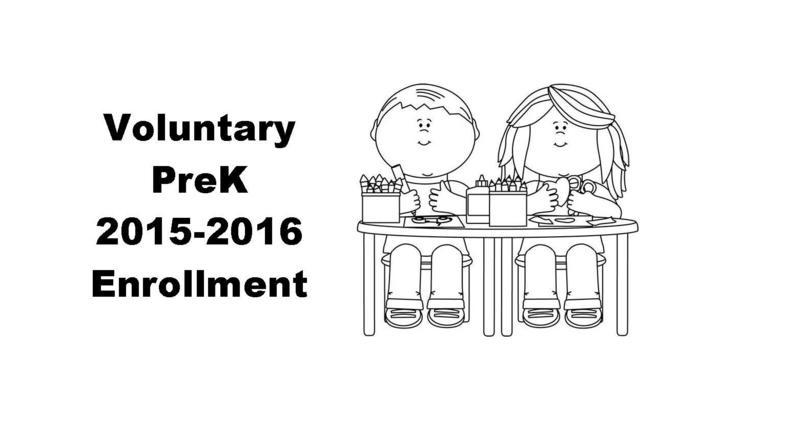 VPK Registration - News - Blountstown Elementary School